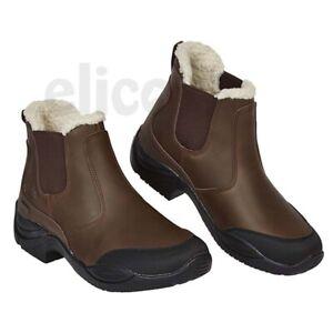 Elico Glencoe Yard Boots (Fleece Lined) Waterproof foot, warm lining & comfort.