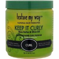 Texture My Way Keep It Curly Ultra Defining Curl Pudding 444ml