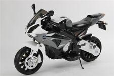 Moto électrique enfant BMW 12V noire