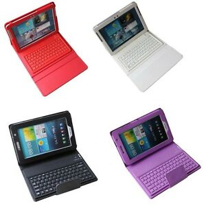Clavier Bluetooth pour Samsung Galaxy Tab 2/3/4 7.0/10.1 inch S A E Tablet GB