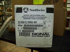 Southwire Security and Electronic Wire 16/2 65/34 CL3 Burial WHT 500ft