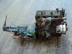 Ford Pinto 2.0 Engine 205 And Gearbox Perfect