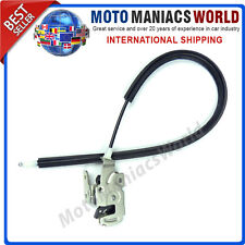 Rear Door Lower Latch Lock Cable FIAT DUCATO PEUGEOT BOXER CITROEN JUMPER 2006-