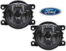 For Ford Focus Mustang C-Max Pair Set of 2 Fog Lights Lamp Genuine