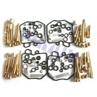4x Carburetor Repair Kit for Honda CB900F 1981-1982 CB900C 1980-1982 CB1000C USA