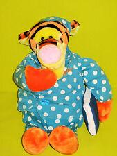 Peluche/Doudou - Disney - Range Pyjama TIGROU de Winnie l'Ourson  - H:50 cm
