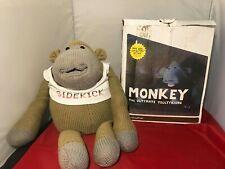 ITV Digital Sidekick Monkey With Original Box