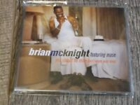 Brian McKnight:   You Should Be Mine   two track promo CD