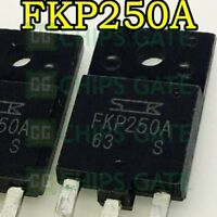 2PCS N/A FKP250A TO-3P N-Channel MOS FET