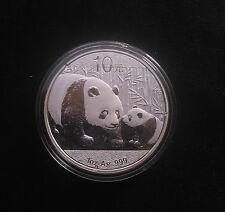 2011 1 oz .999 Fine Silver Chinese Silver Panda
