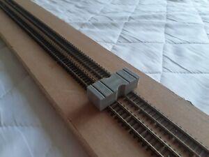 N Gauge Parallel Track Tool
