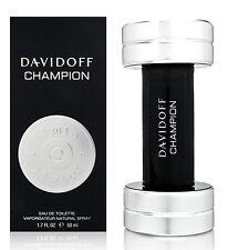 CHAMPION de DAVIDOFF - Colonia / Perfume EDT 50 mL - Hombre / Man / Uomo / Him