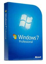Windows 7 Professional Pro 32+64 Bit ✔ Product Key Sofortversand in 30 Sekunden