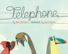 Telephone by Mac Barnett (2014, Picture Book)
