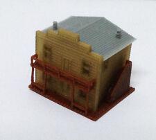 Outland Models Modelleisenbahn Gebäude alten Westen Salon Spur Z 1:220