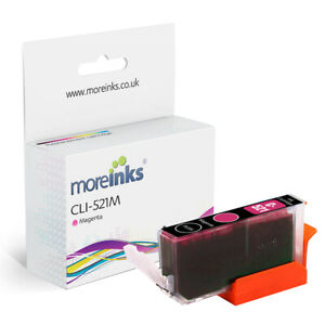 Compatible Canon CLI-521M Magenta Printer Ink Cartridge (CL521)