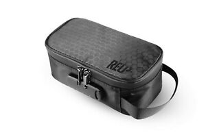 Smell Proof Bag Lockable Case Stash Carbon Lined Carry Pouch Smoking REUP