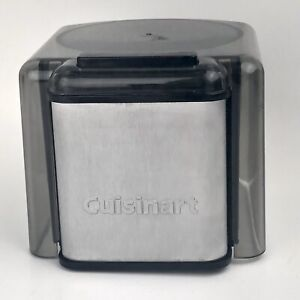 Cuisinart DCG-12BC Grind Central Coffee Lid Cover On Off Button Replacement Part