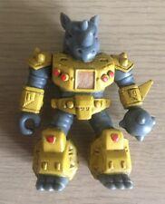 Hasbro Takara BATTLE Beast (ROCKY Rhino 009) NO Rub & NO ARMA