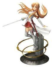 Anime Sword Art Online SAO ASUNA Aincrad 1/8 Scale 19cm Figure Figurine Doll NIB