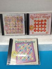 3 Me and My Sister Designs Cd's Sierra Blush PENNY CANDY Orange Slices Sealed