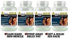 Strong Fat Burner Lean Muscle Pills X Growth Builder Abs Fat Loss Energy Workout