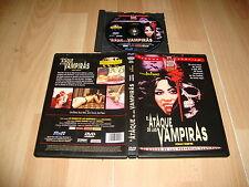 EL ATAQUE DE LAS VAMPIRAS UN FILM DE JESS FRANCO TERROR E CON LINA ROMAY EN DVD