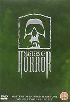 Masters Of Horror - Series 1 - Vol.2 [2005] [DVD][Region 2]