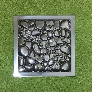 Plastic MOLDS for Concrete Garden Stepping Stone Path Patio MOULDS CEMENT