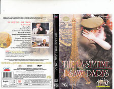 The Last Time I Saw Paris-1954-Elizabrth Taylor-Movie-DVD