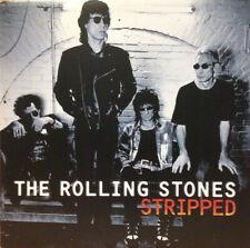 The Rolling Stones Stripped 2xLP Album Vinyl Schallplatte 183350