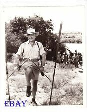 Clark Gable Mogambo VINTAGE Photo