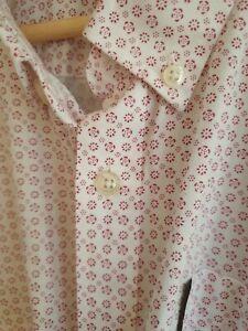 Mens ben sherman shirt floral xxl