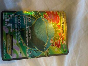 Florizarre EX FULL ART 180pv 141/146 XY Carte Pokemon Ultra Rare neuve fr