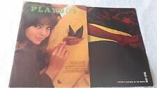 rivista  PLAYBOY_aprile 1968_playmate: GAYE RENNIE_US edition