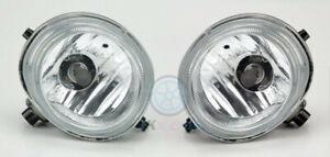 2Pcs Replacement Front Bumper Fog Lights Lamps For Mazda 3 6 5 MX-5 Miata CX-7