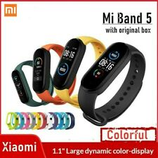 Original Xiaomi Band5 Android Smartwatch Version Globale Fitness with Bracelet