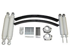 "Toyota IFS Pickup 4WD 2.5"" Lift Kit w/ (4) Shocks"
