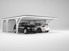 NEU Easy Carport 5.40 x 7.50 mit 33% Onlinerabatt Carports ab Werk