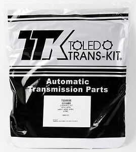 A518 A618 46RH 46RE 47RH 47RE TRANSMISSION OVERHAUL REBUILD KIT 1990 AND UP JEEP