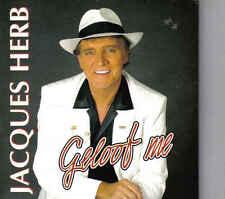 Jaques Herb-Geloof Me cd single
