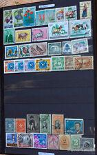 LIBAN LIBERIA  lot de timbres obliteres  BD21