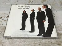 TIN MACHINE under the god CD 1989 CD CDMT 68 UK  - DAVID BOWIE