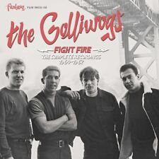 THE GOLLIWOGS - FIGHT FIRE: THE COMPLETE RECORDINGS 1964-1967   CD NEW+