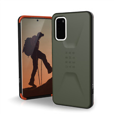 Case UAG Civilian for SAMSUNG GALAXY S20+ PLUS - olive GREEN - 21198D117272