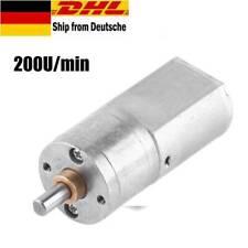 Typ KAG M48x25//I Drehzahl 2800 min-1 bei 5Ncm Gleichstrommotor 12V//DC