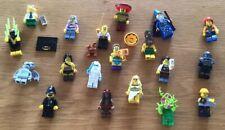 Lego Series Minifigure lot spares bundle - mini figure, CMF, accessories