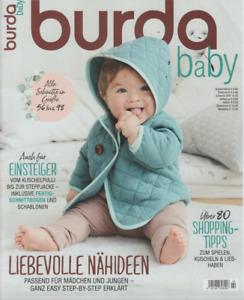 Burda Baby Ausgabe 02 Winter 2020 neu und ungelesen, mit allen Beilagen