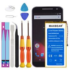3300mAh Li-Polymer Built-in Replacement Battery for Motorola Moto Ga40+tools