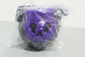 NEW SEALED Disney Cauldron Poison Apple Popcorn Bucket Purple Mickey Halloween